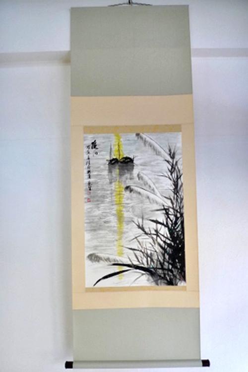 画像:巻物・掛け軸・屏風