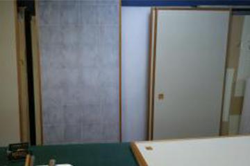 画像:襖と障子の貼替の依頼を受けました。