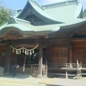 画像:熊野神社さんは歴史のある神社さんです。